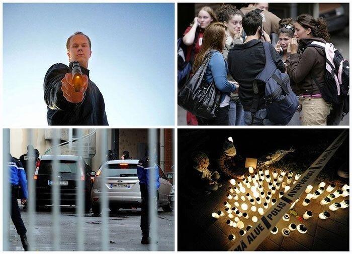 Стрельба в учебных заведениях (10 фото)