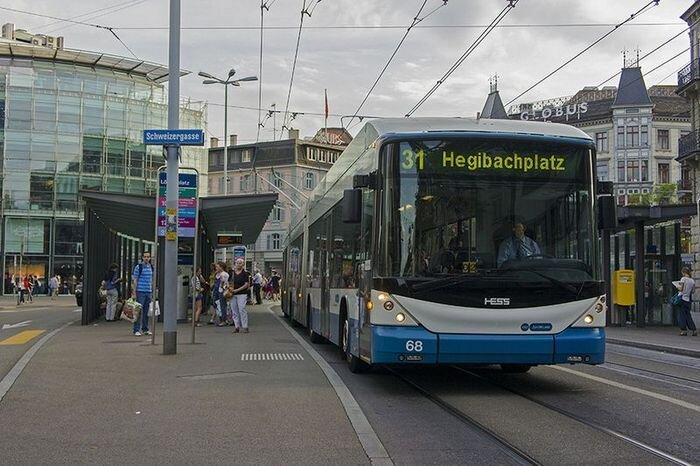 Троллейбус - принц общественного транспорта (20 фото+3 видео)
