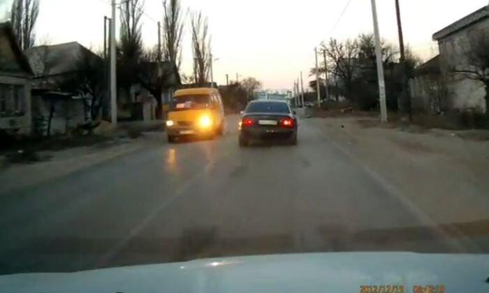 Авария дня часть 855 (фото+видео)