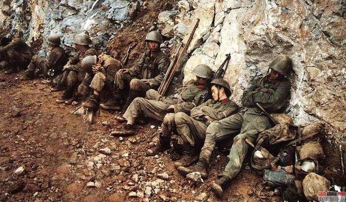 Вьетнамо-китайские войны 1979, 1984 (81 фото)
