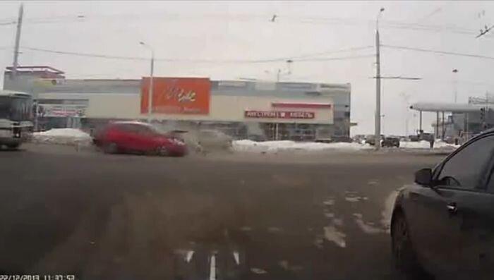 Авария дня часть 861 (фото+видео)