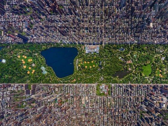 Тест: Узнаете ли вы город с высоты птичьего полета?