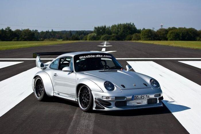 Porsche 993 GT2 от тюнеров из mcchip-dkr (14 фото)