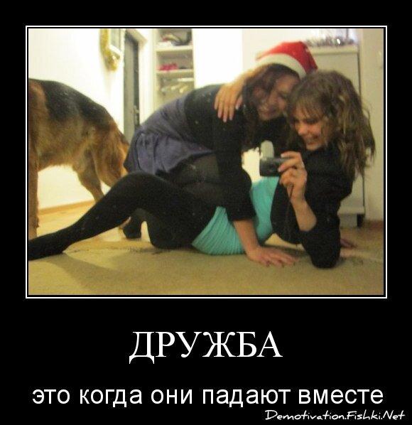 дружба от zubrilov за 04 января 2013