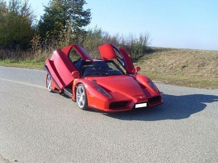 Найдено на Ebay. Реплика Ferrari Enzo с 400 л.с. под капотом (39 фото)