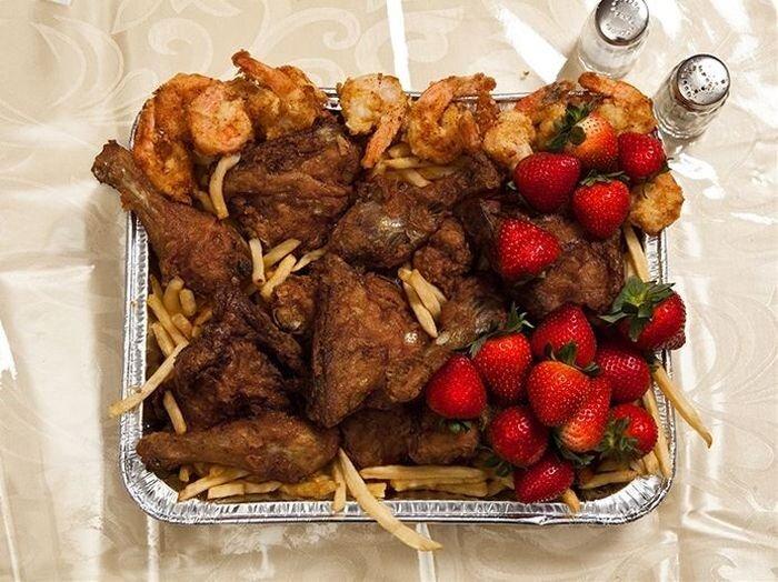 Предсмертная еда (10 фото)