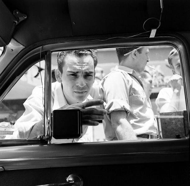 Первый автомобильный кондиционер (6 фото)