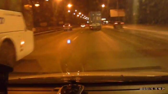 Авария дня часть 882 (3 фото+видео)