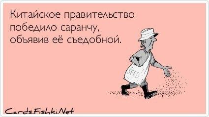 Прикольные открытки. Часть 33. от zubrilov за 17 января 2013