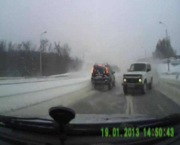 Авария дня часть 885 (фото+видео)