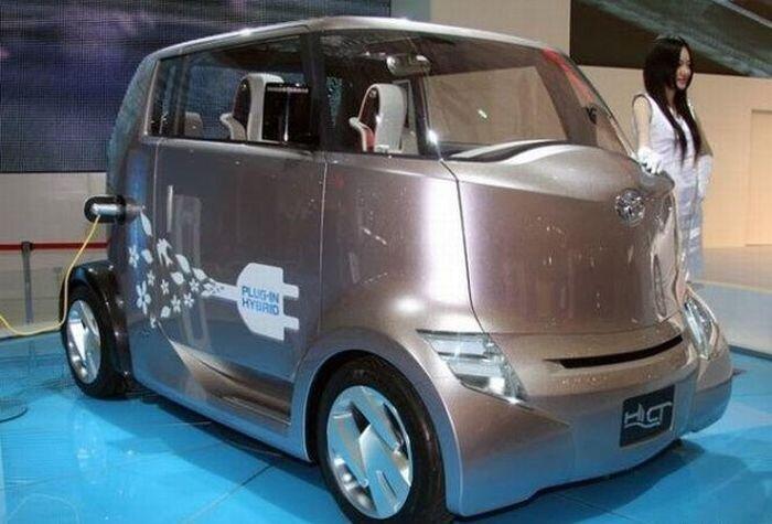 Худшие дизайны авто