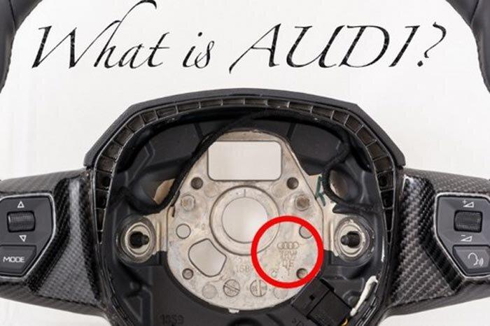 В руле Lamborghini обнаружены четыре кольца