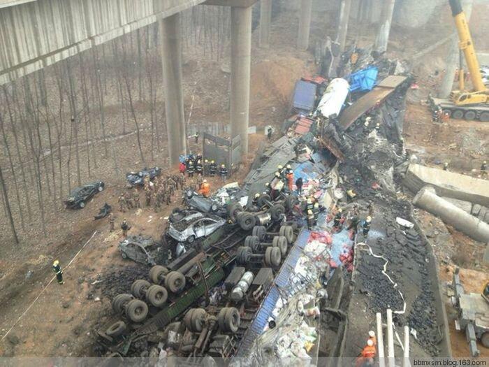 Армагеддон в Китае (20 фото+3 видео) от zubrilov за 04 февраля 2013