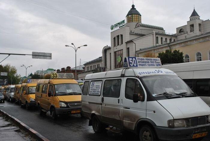 О том, как на самом деле работает коммерческий транспорт в РФ (7 фото+ 2 видео)