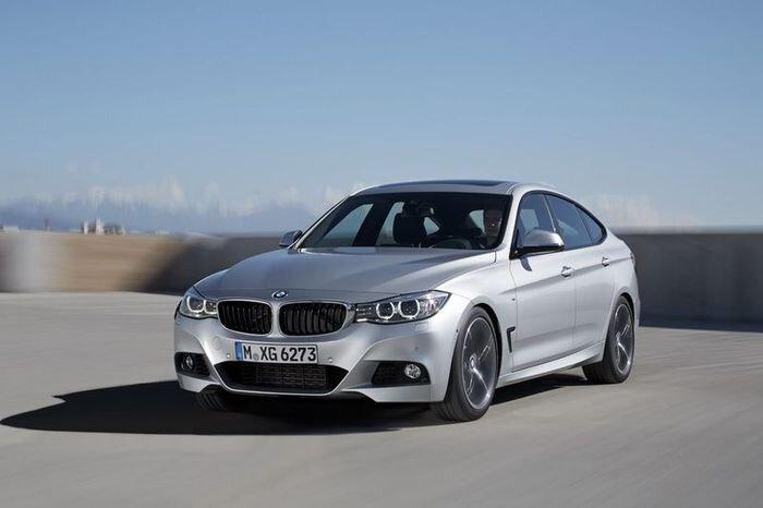 Компания BMW официально представила BMW 3-Series GT (130 фото+3 видео)