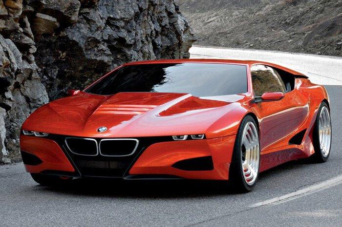 Суперкар BMW M8 заявлен на 2016 год