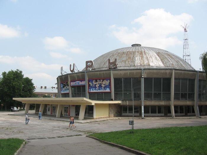 Трагедия во Львовском цирке (видео)