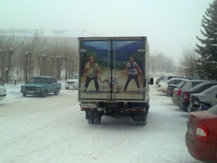 Смешная фотогалерея от zubrilov за 12 февраля 2013
