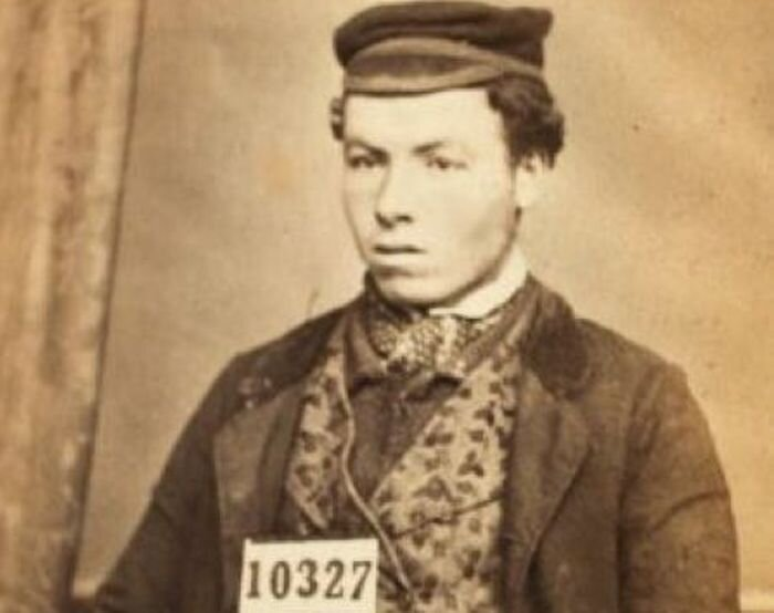 Преступники позапрошлого века (21 фото)