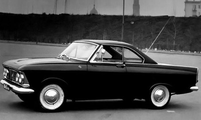 Москвич-408 Турист: упущенная возможность для советского автопрома (6 фото)