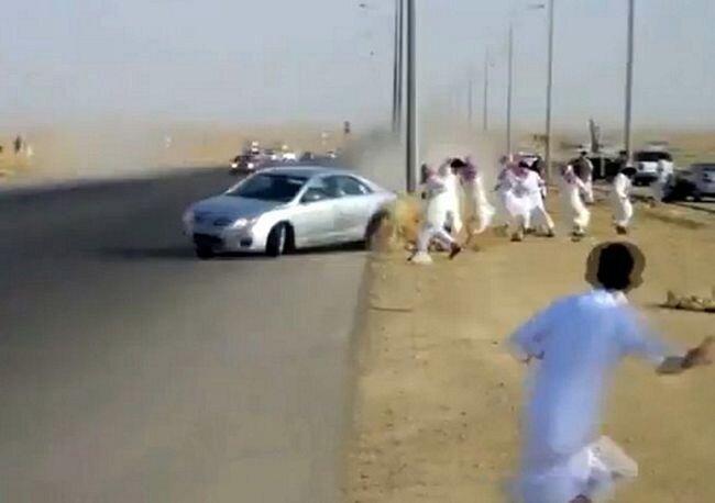 Неудачи арабских дрифтеров ( 24 видео )