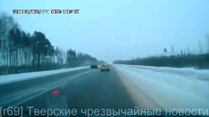 Авария дня часть 926 (2 фото+видео)