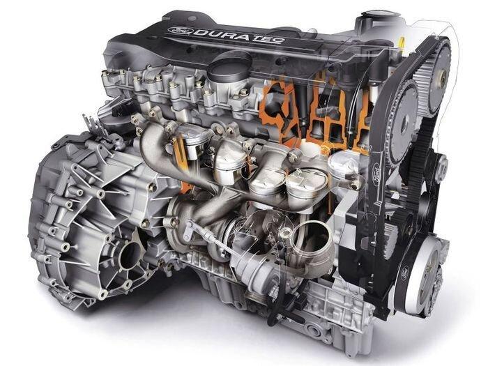 Устройство и принцип работы двигателя внутреннего сгорания (18 фото+4 видео)