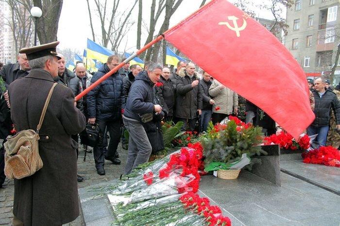 В Харькове почтили память погибших в Афганистане (4 фото)
