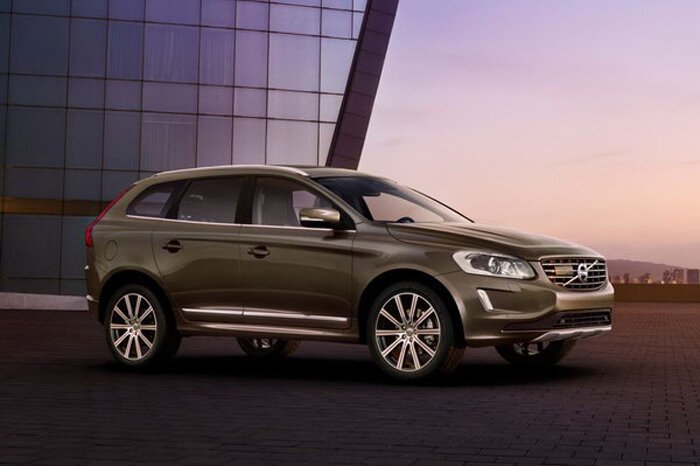 Шесть новинок от Volvo