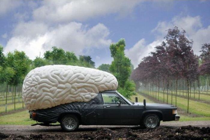 В Нидерландах продают умный автомобиль - Braincar (9 фото+3 видео)
