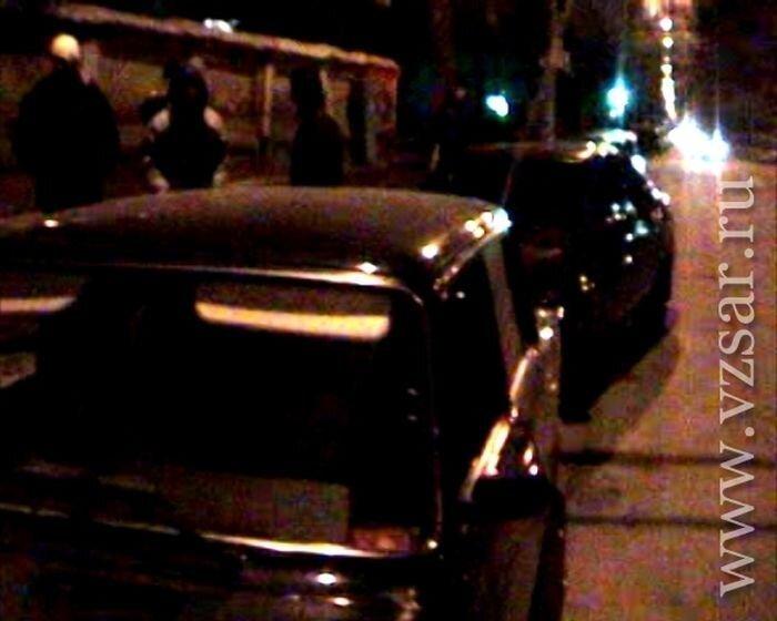 Автопробег в защиту тонировки в Саратове (3 фото)