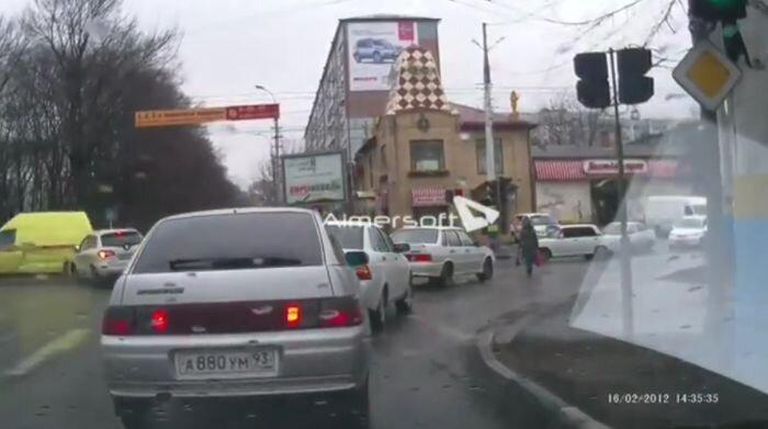 Авария дня часть 934 (фото+видео)