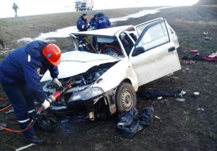 Авто катастрофы (видео)