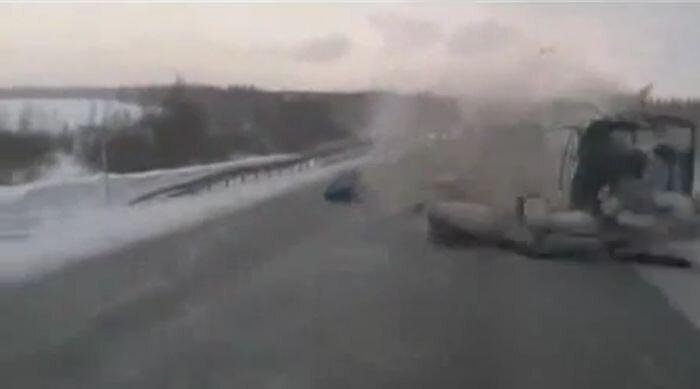 Авария дня часть 940 (фото+видео)