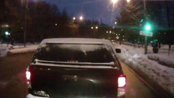 Водитель автобуса из Зеленограда рассказал об автоподставах (10 видео+текст)