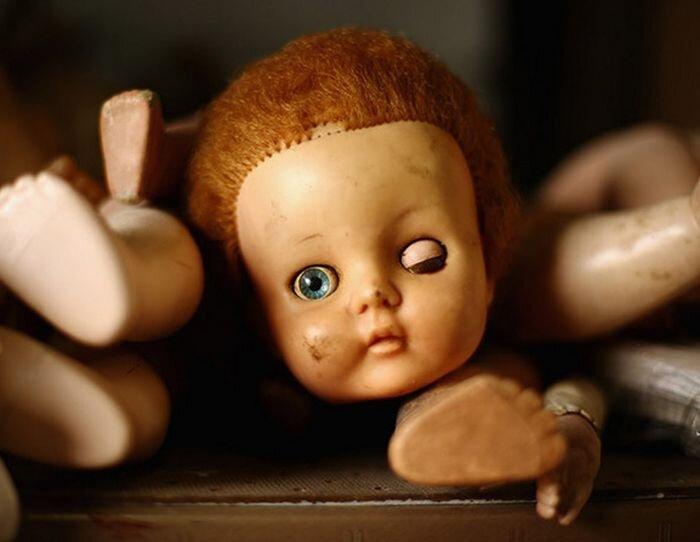 Госпиталь для кукол (19 фото)
