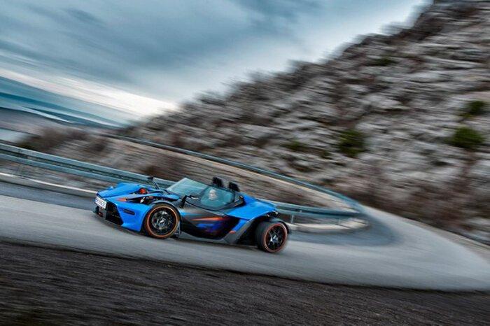 Более цивилизованный KTM X-Bow покажется в Женеве