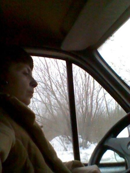 Один день из жизни женщины водителя (29 фото)