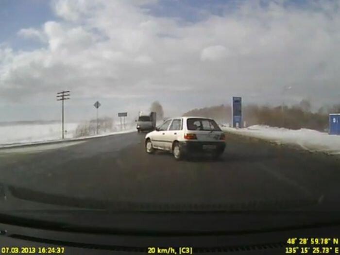 Авария дня часть 954 (фото+видео)