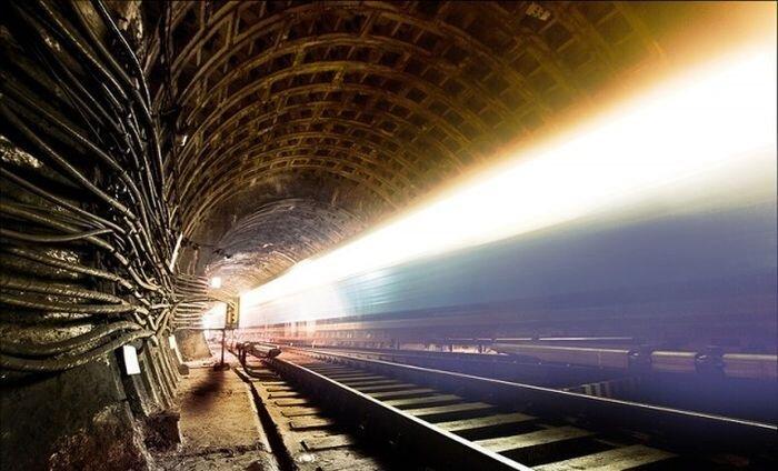 Ночной обход Киевского метро (15 фото)