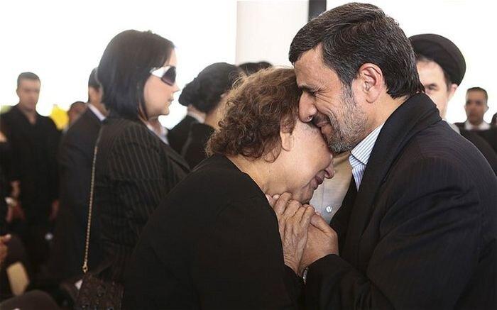 Президент Ахмадинеджад оскорбил Ислам (фото)