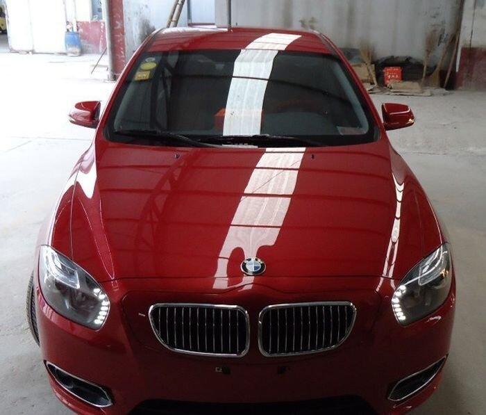 Как из китайских автомобилей делают BMW, Lexus и Mercedes (41 фото)