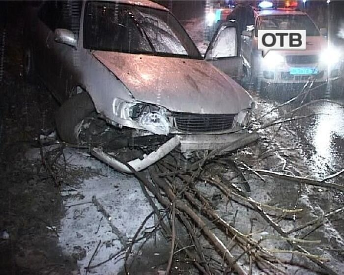 Жительница Владивостока на сексуальные домогательства ответила угоном авто (3 фото+видео)