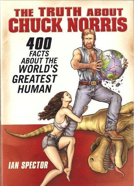 400 фактов о  Чаке Норрисе (11 картинок + текст)