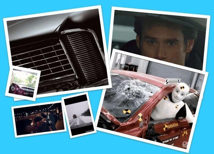 Подборка автомобильных гифок. Часть 6 (20 гифок)