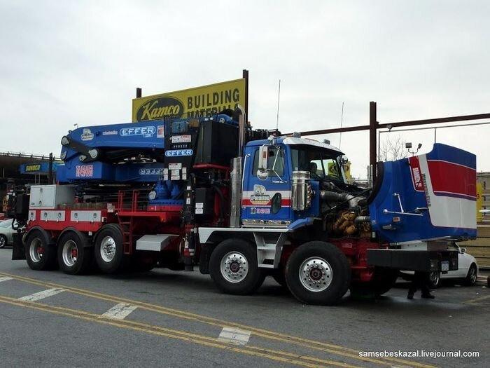 Американские грузовики. Часть 2 (34 фото)