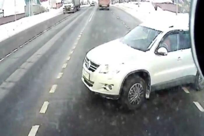Авария дня часть 972 (фото+видео)