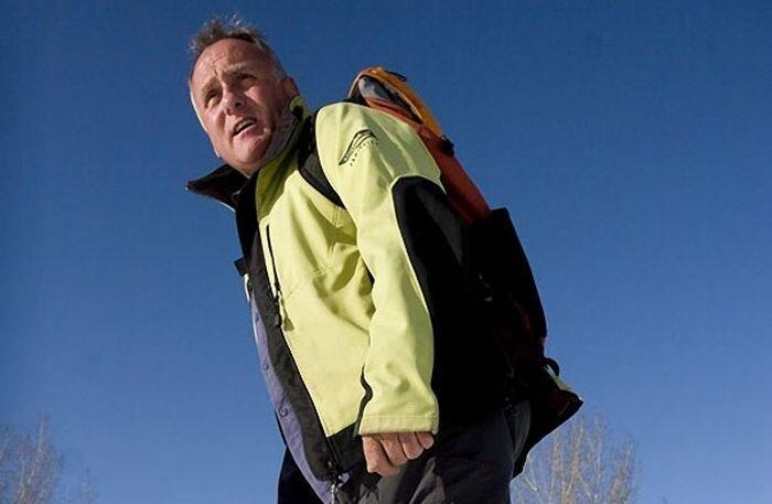 Первый альпинист, покоривший Эверест без ног (5 фото+видео)