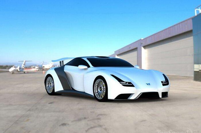Гиперкар FasterOne отберет у Bugatti Veyron титул наибыстрейшего