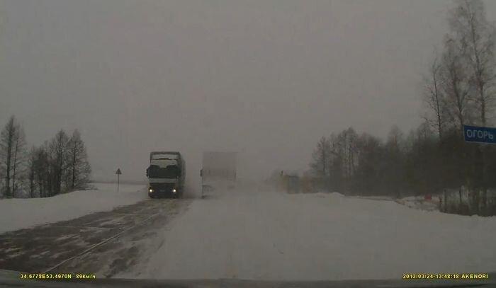 Авария дня часть 984 (фото+видео)